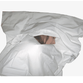 Swiss Shield Wear Schlafsack 94cm x 206cm, 25dB